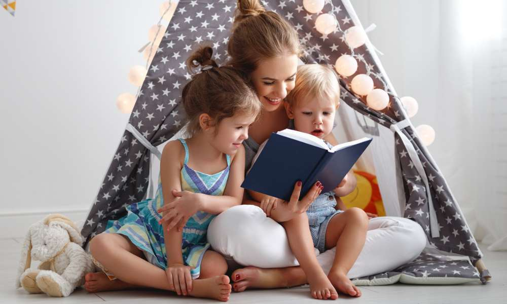 How to Improve Your Children's Learning Reading Experience